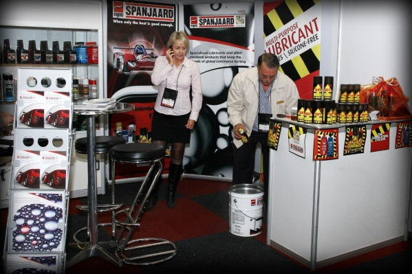 Agrinet Trade Show – Spanjaard July 2012