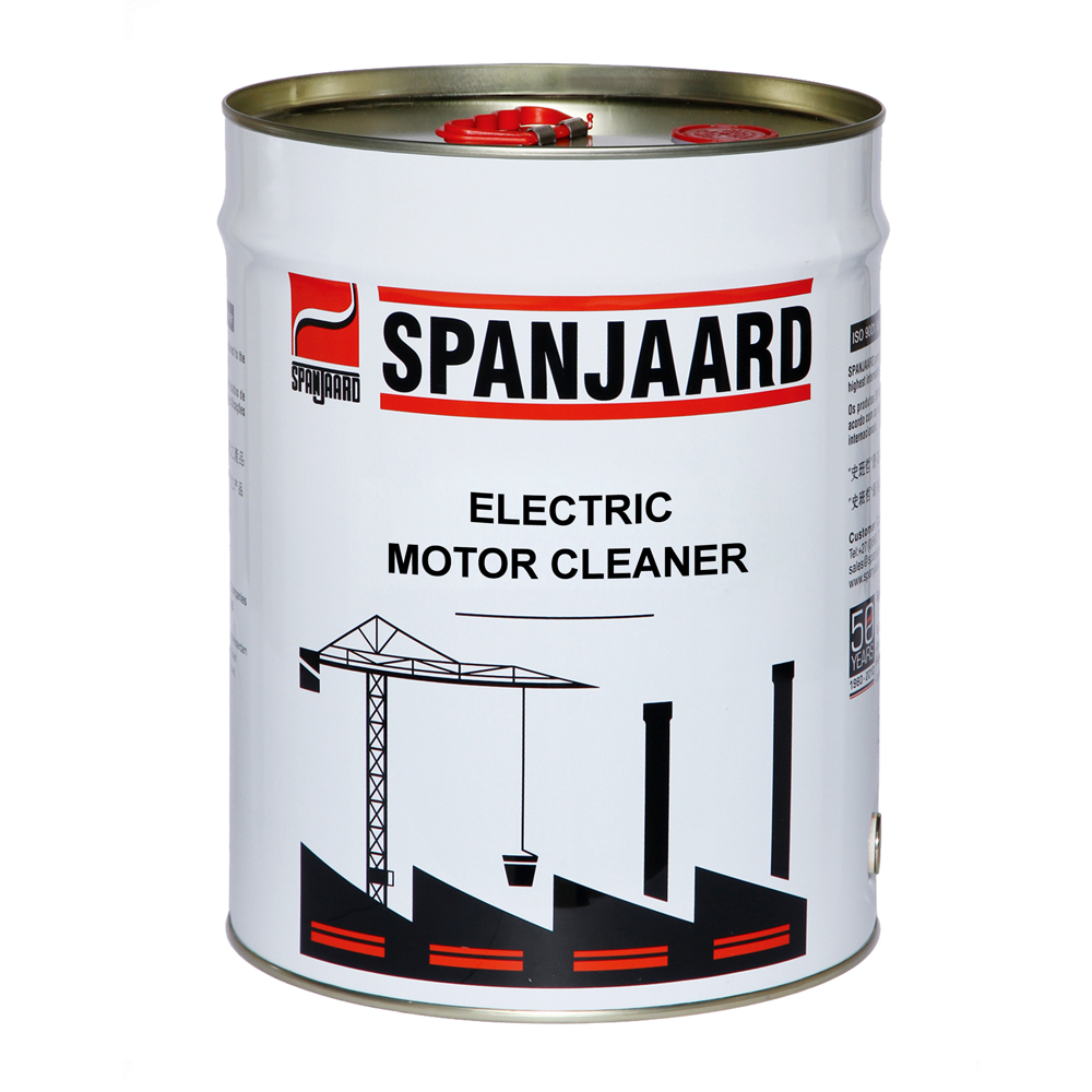 ELECTRIC MOTOR CLEANER - Spanjaard | Quality Supplier of ...