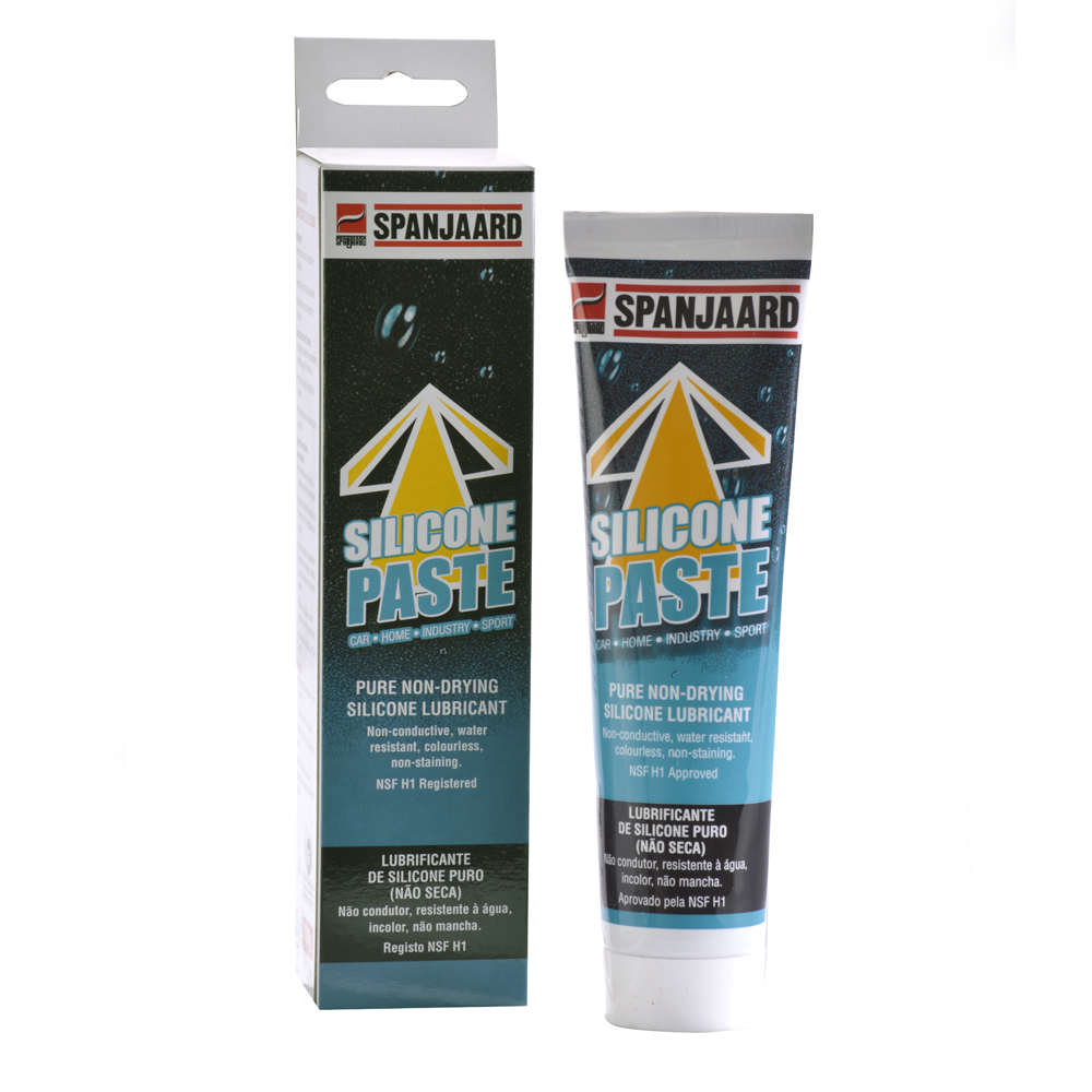 SILICONE PASTE (NSF-H1) – Spanjaard | Quality Supplier of Special