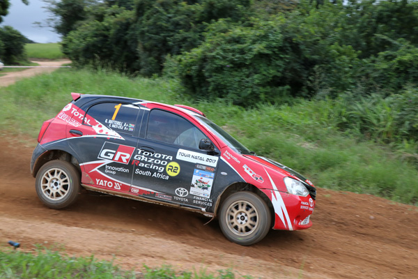 Toyota Gazoo National Rally